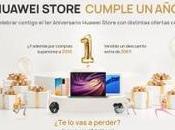 Huawei Store celebra primer aniversario
