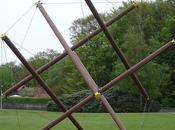 Esculturas geométricas Enschede