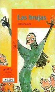 (Reseña) Las Brujas by Roald Dahl