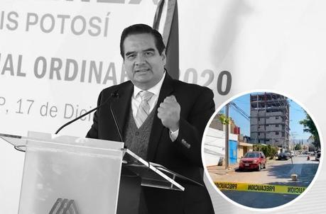 Fallece Julio Cesar Galindo, presidente de la COPARMEX SLP tras atentado en su contra