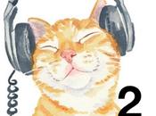 Música para Gatos Algunas canciones encantadoras (para gatos jazzeros).