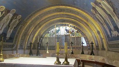 Monte Tabor, el lugar de la transfiguración, Galilea