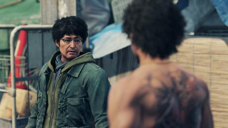 Yakuza: Like a Dragon llega hoy a Playstation 5