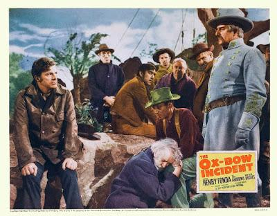 INCIDENTE EN OX-BOW  (Ox-Bow incident, the) (USA, 1943) Western