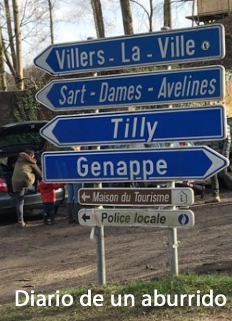 Por las rutas de Valonia, la Abadía de Villers-la-ville y la Fundación Folon