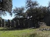 Imagen mes: Ruinas Ermita Frutos, Fructuoso, cercanías Fregenal Sierra