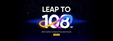 realme 8 Pro con la primera cámara de 108MP de la marca