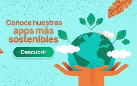 Green Apps en AppGallery para celebrar el Día Mundial de la Naturaleza