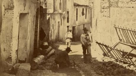 Viejos Empedrados y Aceras de Toledo. Ordenanzas y obras hasta el siglo XIX
