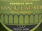 Cava Gran Claustro Reserva Brut Nature 2016, Castillo Perelada