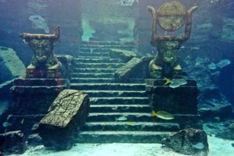 Ciudades bajo el agua que desafían a la historia