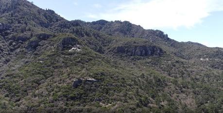 El proyecto para proteger la Sierra de San Miguelito tiene importantes errores