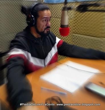 Daniel Zapata dijo que habrá radio abierta y banderazo para visibilizar el reclamo docente