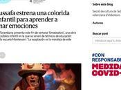 Emoticolors Sigue Gira, desde Madrid Valencia, Manu Medina