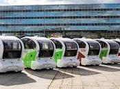 futuro movilidad autónoma, conectada compartida
