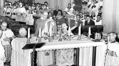 Análisis: La Celebración de la Santa Misa en Lengua Vernácula