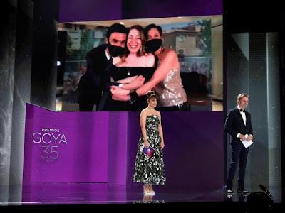 Opinión sobre la Gala de los Goya 2021, la mejor en muchos años