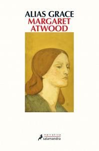 Un libro de Margaret Atwood