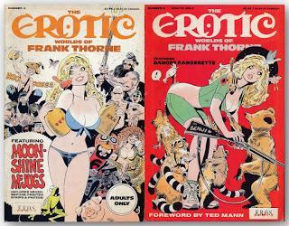 Frank Thorne, legendario artista de Red Sonja, muere a los 90 años