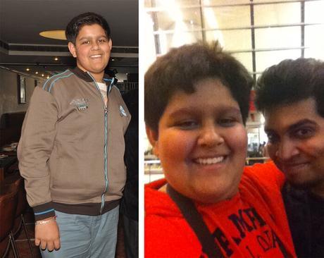 Ajay Sharma antes