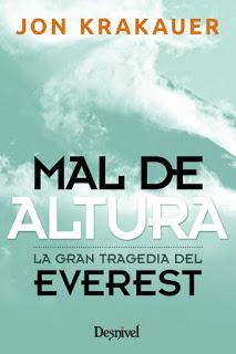 El desastre del Everest de 1996 a través de la literatura de montaña