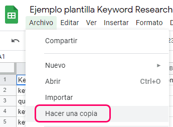 ¿Qué es y cómo se hace un keyword research?