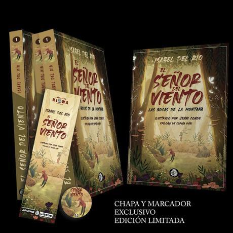 Apache Libros presenta EL SEÑOR DEL VIENTO