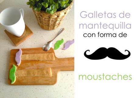 4 recetas de bigotes para el Día del Padre