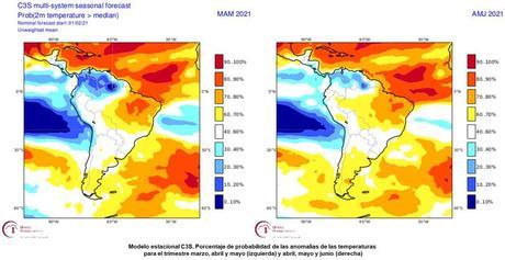 Hoy es el equinoccio de Primavera en nuestro hemisferio. La declinación solar comenzará a incidir perpendicularmente en Venezuela y con ello se incrementan las temperaturas