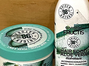 Fructis Hair Food Aloe Vera, acondicionador mascarilla