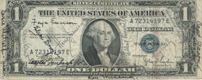 Los Short Snorter. Un dólar por un chupito