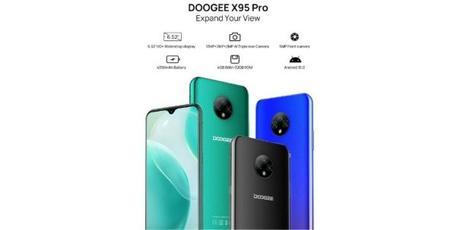 Características del Doogee X95 PRo