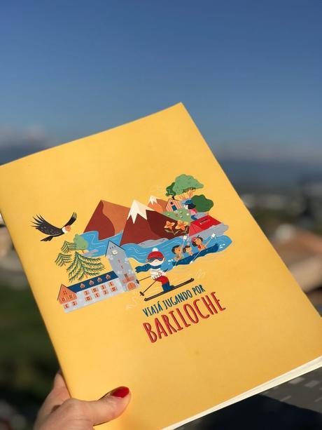 Viajá Jugando por Bariloche, ideal para viajar en familia