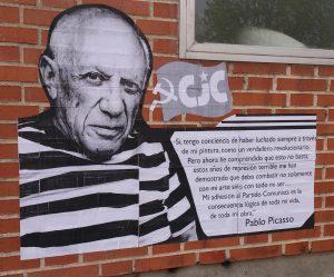 Datos interesantes sobre Picasso