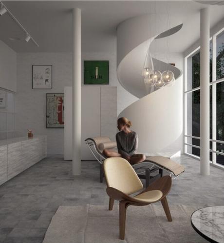 Le Corbusier en Buenos Aires, casa Julián Martínez