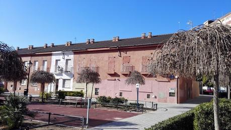 Adosados ocupados en Valencia ciudad y en Campanar .