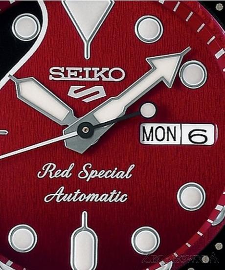 Seiko 5 Brian May Edition SRPE83K1