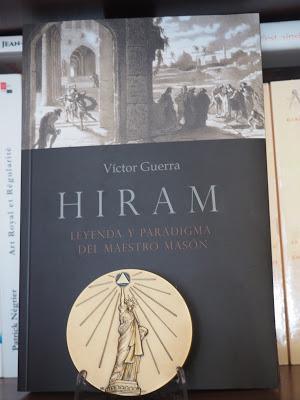HIRAM UNA LEYENDA Y UN GRADO A DESCIFRAR