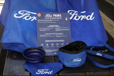 Ford Centroamérica y Caribe promueve la adopción de mascotas en Panamá durante el Día Internacional de la  Felicidad
