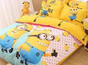 ropa cama infantil suele bastante colorida lo...