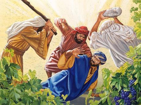 The Vineyard: A Side Quest of Biblical Proportions, de Sean Johnson