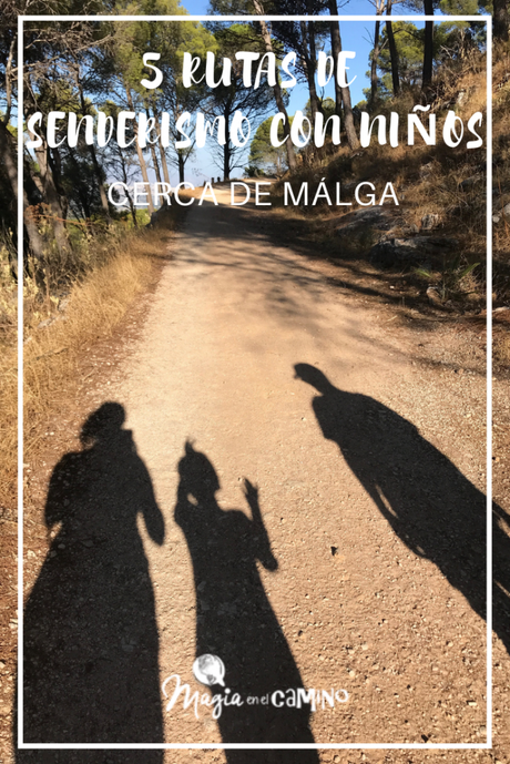 5 rutas de senderismo con niños cerca de Málaga