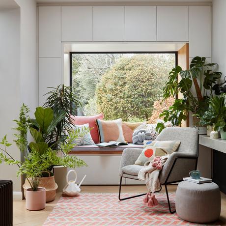 Un banco bajo la ventana ¡Ideas para vuestra casa!_5