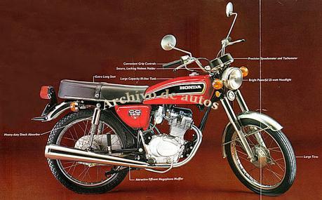 Honda CG 125 1976