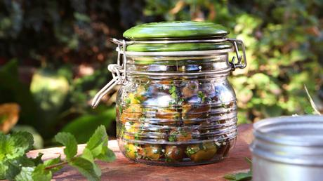 curar aceitunas verdes olive schiacciate