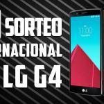 Consigue Gratis un LG G4 – Finalizado
