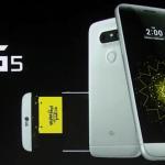 Sorteo de un LG G5 – Finalizado