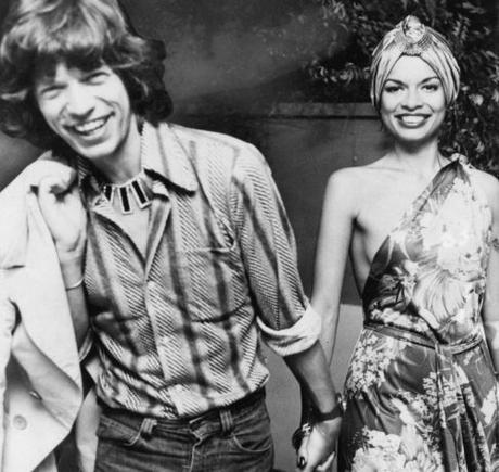 Boda de Mikk Jagger y Bianca