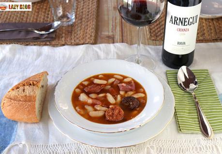 Nuestra receta de fabada asturiana a fuego lento, para el #fabadaDay