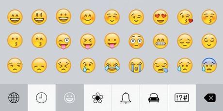 Desbloquear emoticonos emojis ocultos en iPhone, iPad y iPod Touch